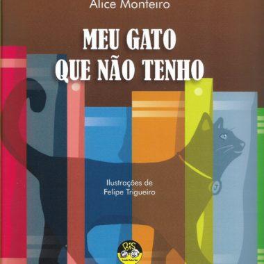 """""""MEU GATO QUE NÃO TENHO"""", DE ALICE MONTEIRO"""