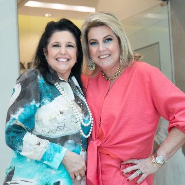 Mixed faz coquetel e talk com Riccy Souza Aranha no Village Mall