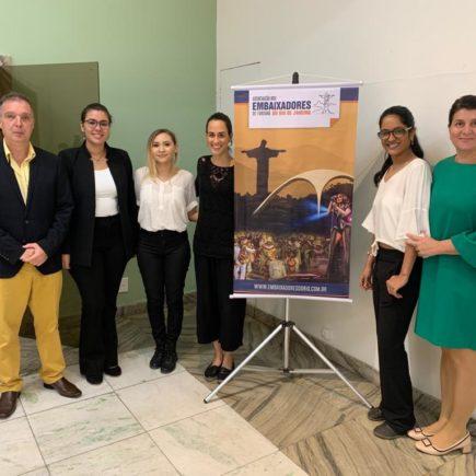 Embaixadores do Rio na SNA