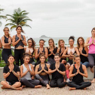 Maria Filó lança sua primeira coleção fitness