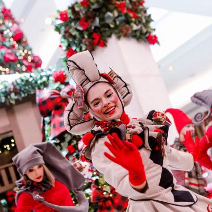 Shopping Leblon inaugura seu Natal neste domingo, 10