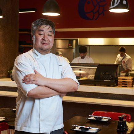 Chef Nao Hara inaugura novo restaurante em Copacabana e diz que chegou pra ficar
