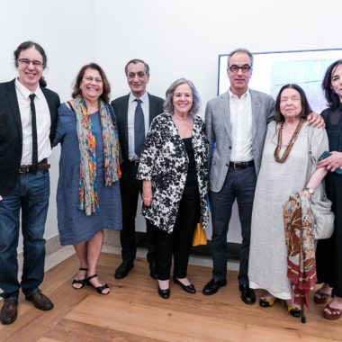 Casa Roberto Marinho inaugara duas exposições com casa cheia