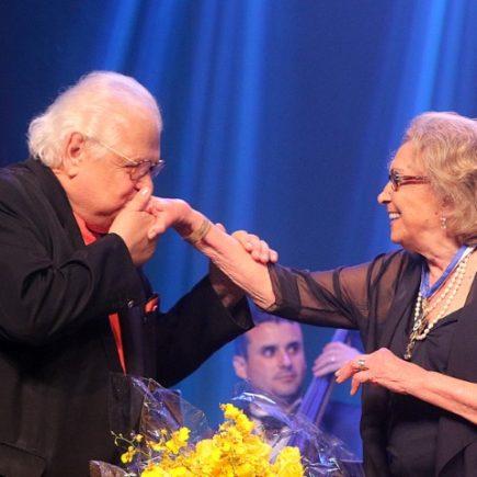 Prêmio Cesgranrio de Teatro: Homenagem a Eva Wilma