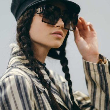 """Dior e seus óculos """" 30 Montaigne """" para Verão 2020"""