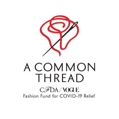 CFDA e Vogue apoiam a indústria da moda dos EUA