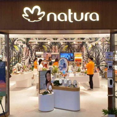 Natura abre sua primeira loja na Ásia