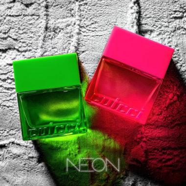 Colcci Neon :Primeira linha  de fragâncias da marca Colcci