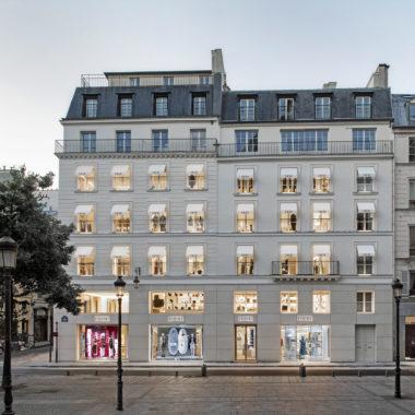 Dior inaugura loja no coração do luxo parisiense