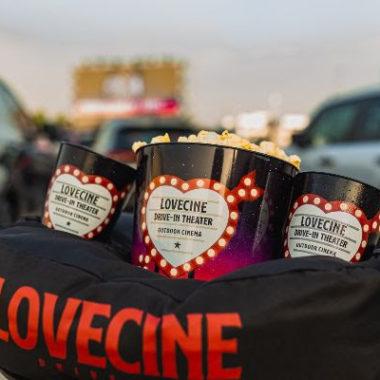 LoveCine Drive-In lança formato inédito no mundo
