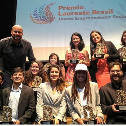 Premiação para jovens empreendedores sociais está com inscrições abertas até dia 18 de setembro