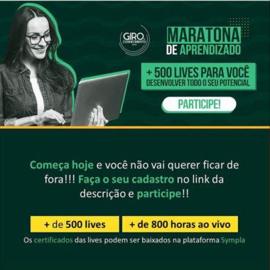 Giro de Conhecimento do IBMR – Maior evento digital de educação já visto no Brasil