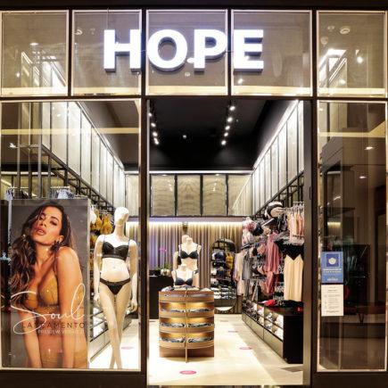 HOPE inaugura primeira loja no JK Iguatemi