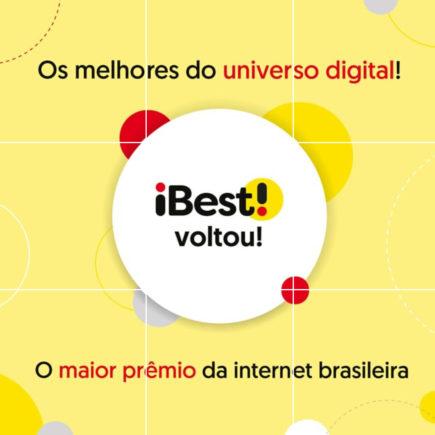 Voltou! – O maior prêmio da internet Brasileira – Moda