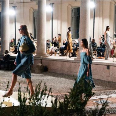 O nôvo normal na Semana de Moda em Milão