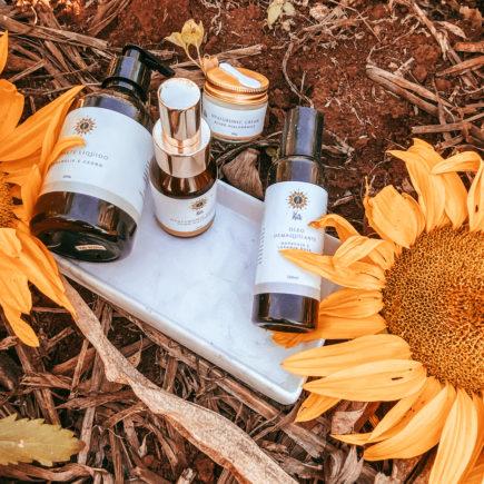 Helli – uma marca de cosméticos orgânicos que é pura luz