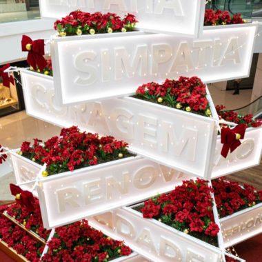 Shopping Leblon relembra o verdadeiro significado do Natal
