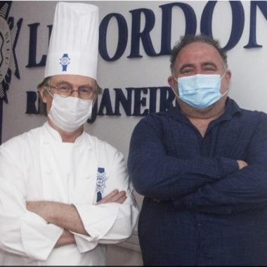 Celebração do primeiro aniversário do Signatures RJ – Le Cordon Bleu – Botafogo