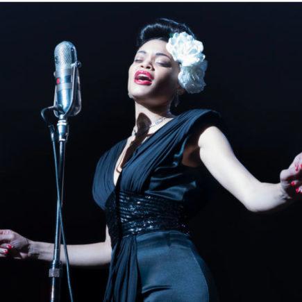 Andra Day usará figurinos assinados pela Prada, no filme onde interpreta Billie Holiday