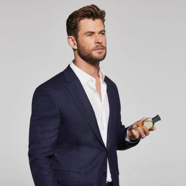 Astro de Hollywood, Chris Hemsworth é nomeado embaixador global da Boss