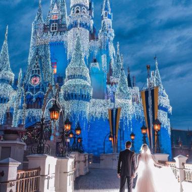 Disney's Fairy Tale Weddings & Honeymoons completa 30 anos transformando contos de fada em realidade