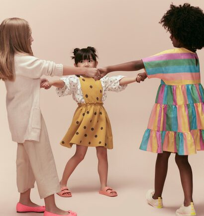 Arezzo apresenta Bambini, sua primeira coleção infantil
