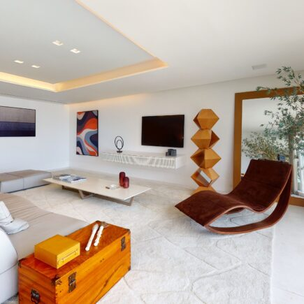 FontVieille, no bairro planejado Península, recebe o preview da 2ª Mostra Rio Arquitetura & Design Garden