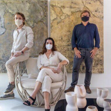 Exposição de Arte na reta final da Casa Cor Rio ,prorrogada até 06 de junho