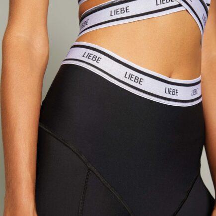 Liebe Lingerie apresenta sua  primeira linha fitness