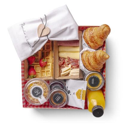 Café Cultura terá Caixa de Café da Manhã Romântico para o Dia dos Namorados