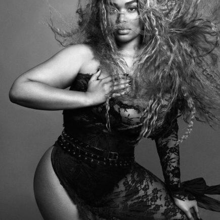 Capa Vogue Brasil – Precious Lee