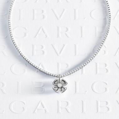 BVLGARI apresenta novas peças da coleção Fiorever