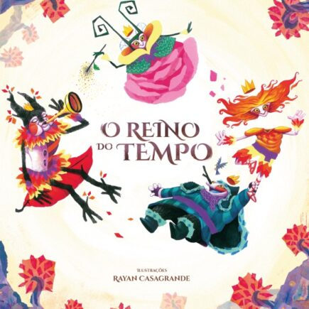 Escritora Isa Colli lança sua nova obra 'O Reino do Tempo'