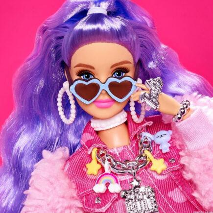 Barbie lança bonecas diversas e inspiradas em tendências de street style