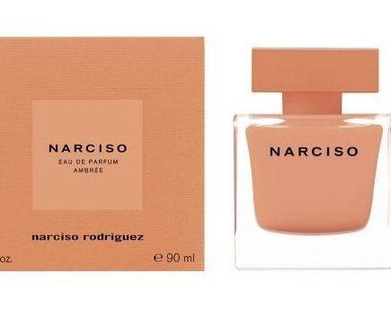 Com fragrância da Takasago, perfume Narciso Eau de Parfum Ambrée vence prêmio na Itália