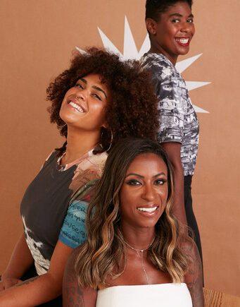 Marca londrina Islanna lança ação Vozes Negras