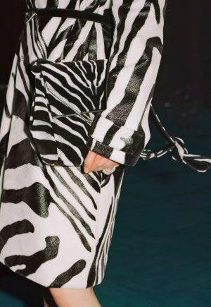TREND: a nova estampa de zebra da Bottega Veneta