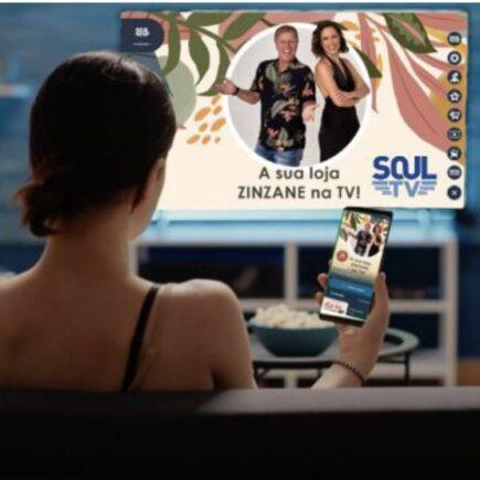 Zinzane fecha parceria com Soul TV e terá canal exclusivo na plataforma