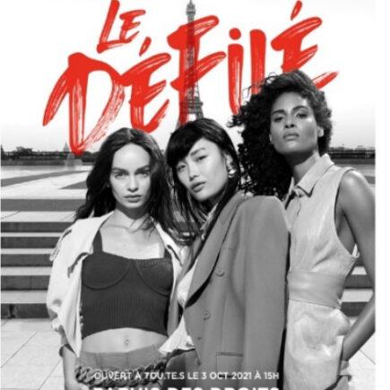 """L'Oréal Paris repagina desfile """"Le Défilé"""", na Paris Fashion Week, para apoiar o empoderamento feminino"""