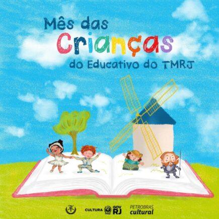 Theatro Municipal do RJ apresenta no mês de outubro programação especial para crianças